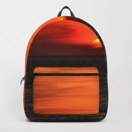 so sunset! Backpack