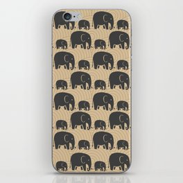 Elephant Earth iPhone Skin
