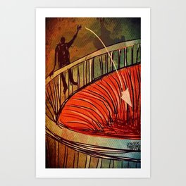 End of stories / Capitulo Final Art Print