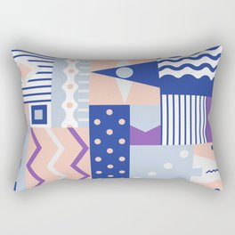 pause Rectangular Pillow