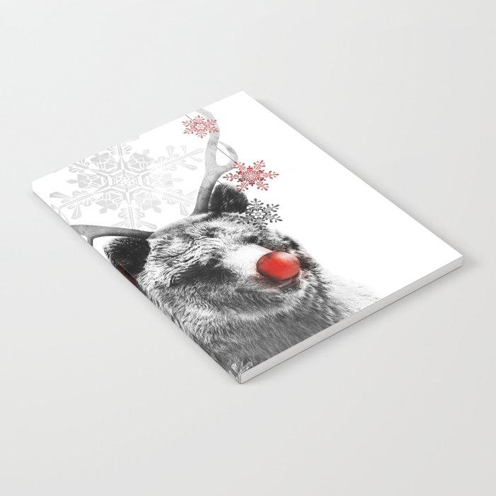 Rudolph the Bear Notebook