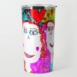 LOVE iN CHiLDHOOD Travel Mug