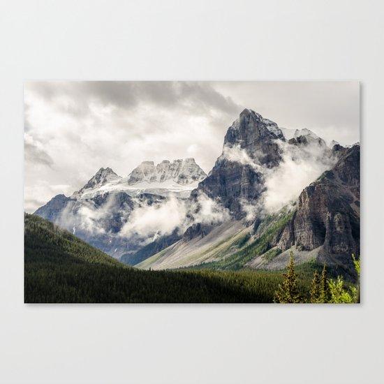 Mountain Breeze Canvas Print