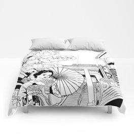 Enoshima - Kanagawa-ken Comforters