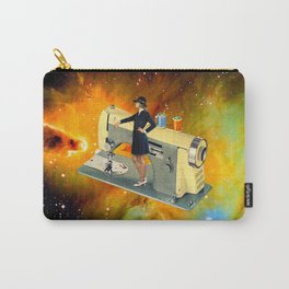 Barbara's Spaceship Carry-All Pouch