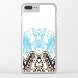 9118 Clear iPhone Case