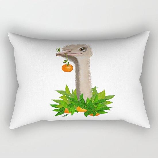 Mandarin Rectangular Pillow