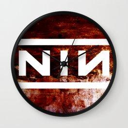 NIN Wall Clock
