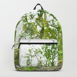 Where the sea sings to the trees - 2 Backpack