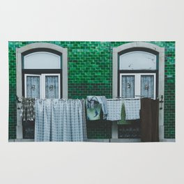 Lisbon, Portugal II Rug