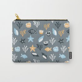 Sea world Carry-All Pouch