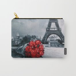 Bouquet for Parisienne Carry-All Pouch