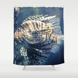 sea fish Shower Curtain