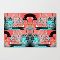 333 Canvas Print