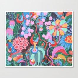 Hidden House Canvas Print