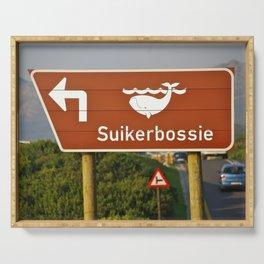 Suikerbossie Serving Tray