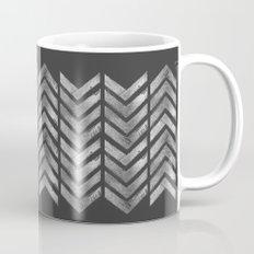 STAMPS SERIES N3 HERRINGBONE BLACK Mug