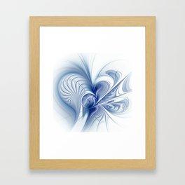 when I'm feeling blue Framed Art Print