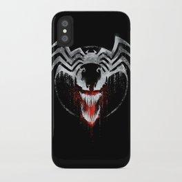 Venom Graffiti iPhone Case
