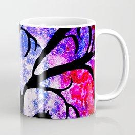 Stars Trees Moon Horse Coffee Mug