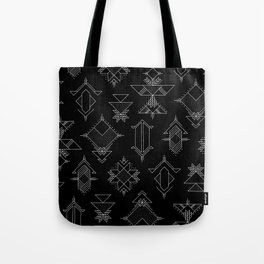 Space Gems Tote Bag