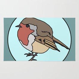 Robin - Robin Redbreast Rug