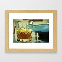 Whiskey #1 Framed Art Print