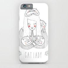 cat lady Slim Case iPhone 6s