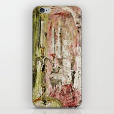 Le bougeoir (la touche feminine) iPhone & iPod Skin