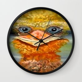 Petey Wall Clock
