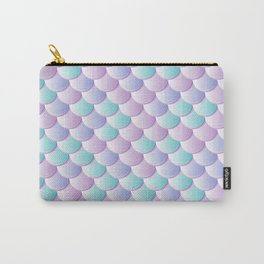 Magic mermaid scales, 01 Carry-All Pouch
