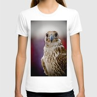 falcon T-shirts featuring Falcon  by Bader Al Awadhi