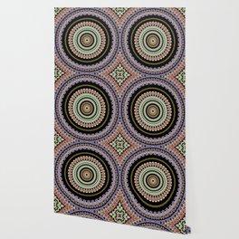 Flower mandala 53 Wallpaper