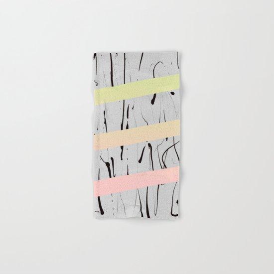 blocks #4 Hand & Bath Towel