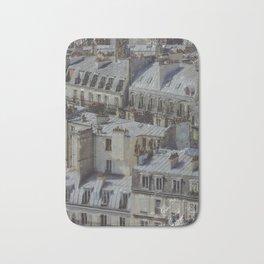 city roofs Bath Mat