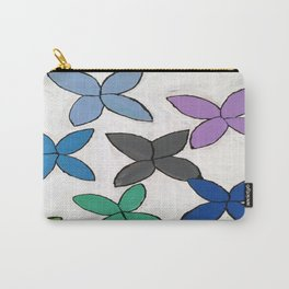 HAILEY's FLOWERS Carry-All Pouch