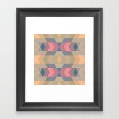 Navajo 2 Framed Art Print