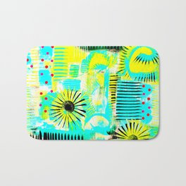 Acid Burst Bath Mat