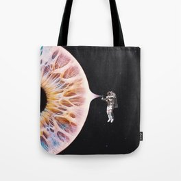 New World 4 Tote Bag