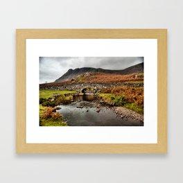 Wastwater Lake District Framed Art Print