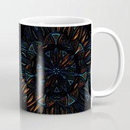 Dark Mandala Duo Coffee Mug