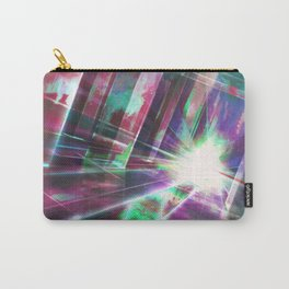 Neon Explosion Carry-All Pouch