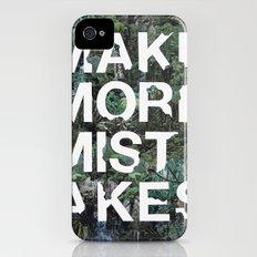 Mistakes iPhone (4, 4s) Slim Case