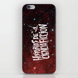 Historias de Ciencia Ficción: Nebulosa iPhone Skin