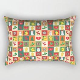 Christmas Time 1 Rectangular Pillow