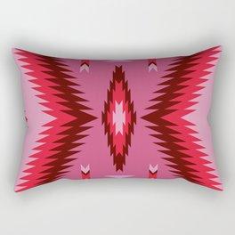 Indian Designs 91 Rectangular Pillow