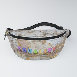 Equality Paint Fanny Pack