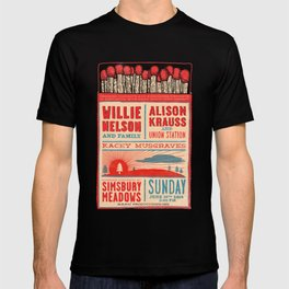 Willie Nelson And Family   T-shirt