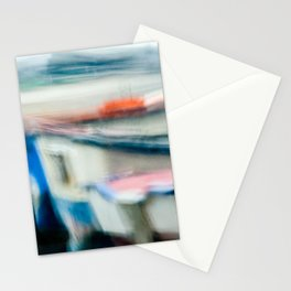 Boats Painting Stationery Cards