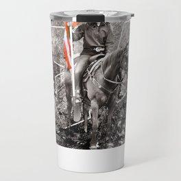 American Horse Travel Mug